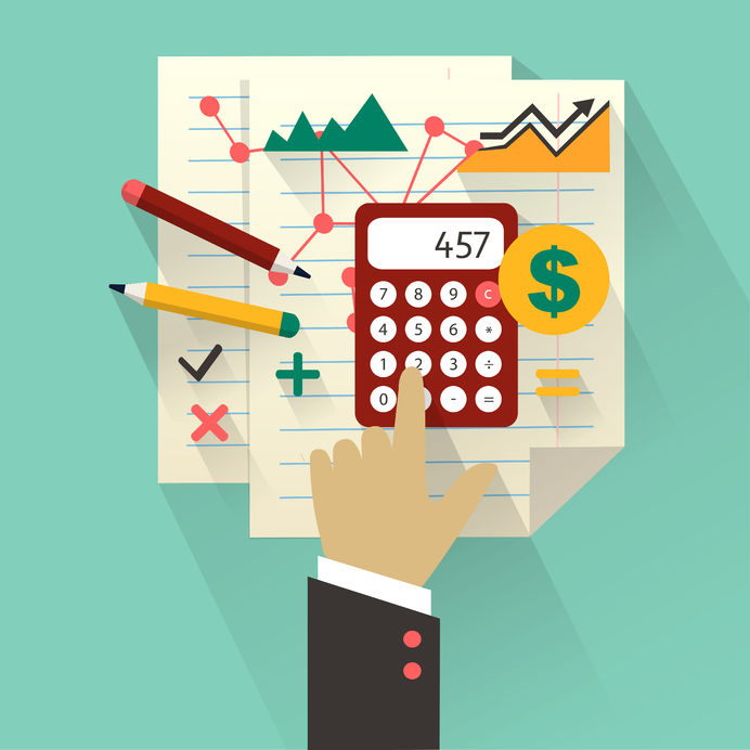 What are the benefits of financial accounts to a business?