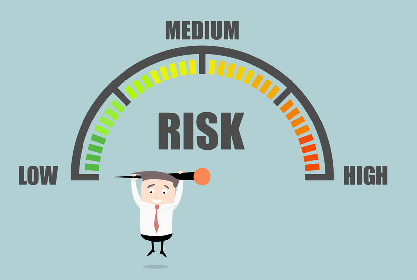 How to effectively manage financial risk in a competitive environment
