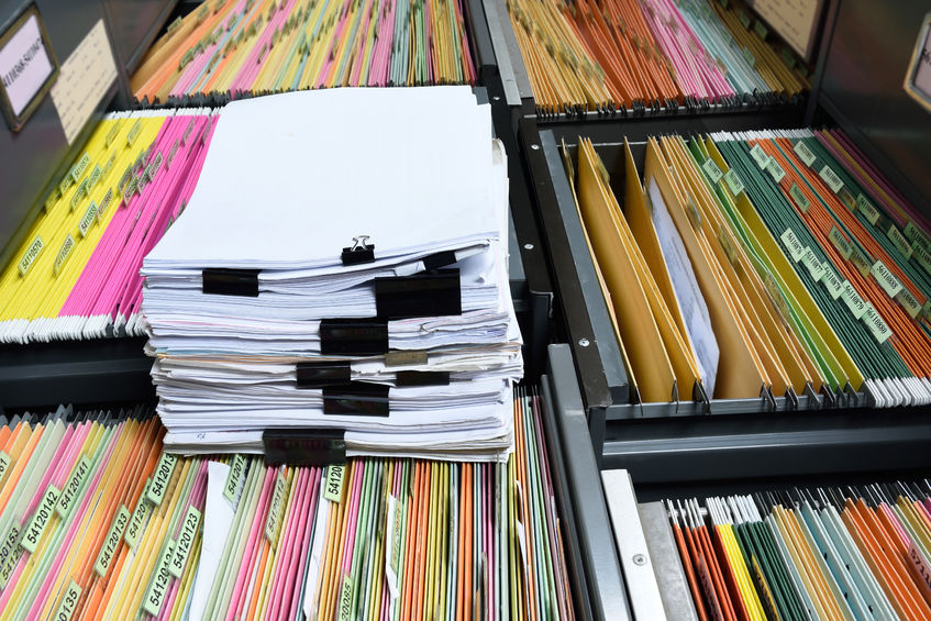 How to manage documents effectively