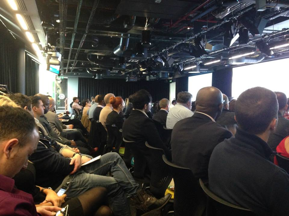 Our Visit to Google UK