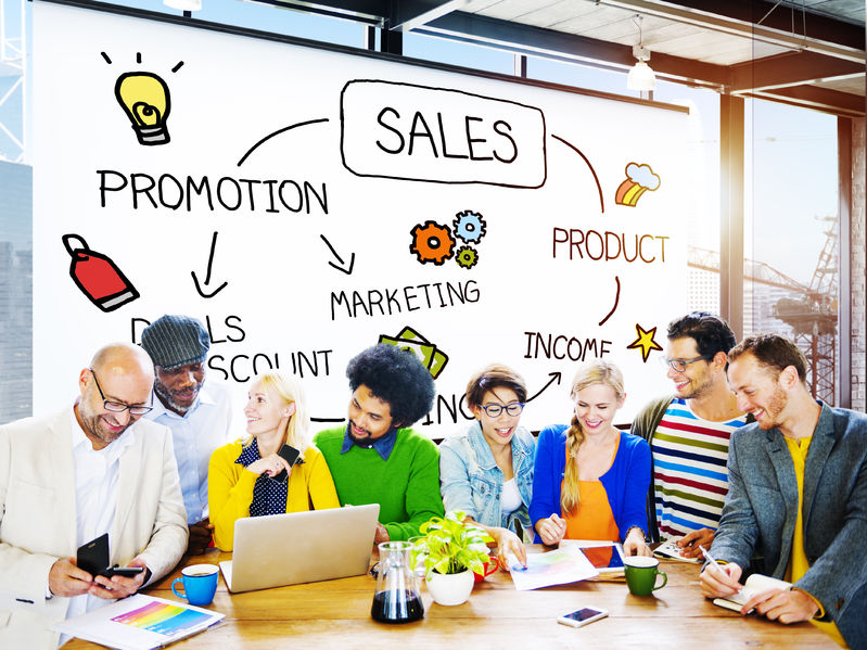 The benefits of attending a sales and marketing course