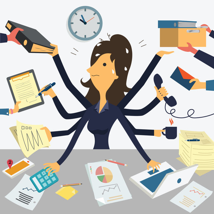 How stressful is it being a HR Manager?