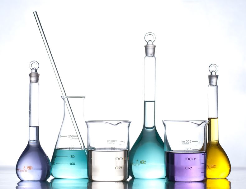What chemicals are involved in chemical engineering?