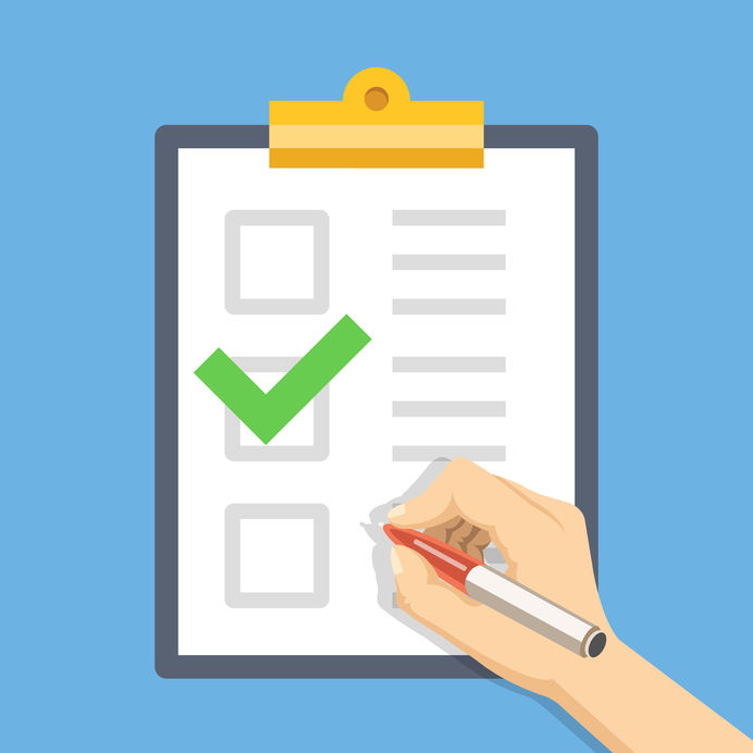 The definitive checklist for qualifying training providers