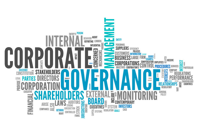 Eight elements of good corporate governance