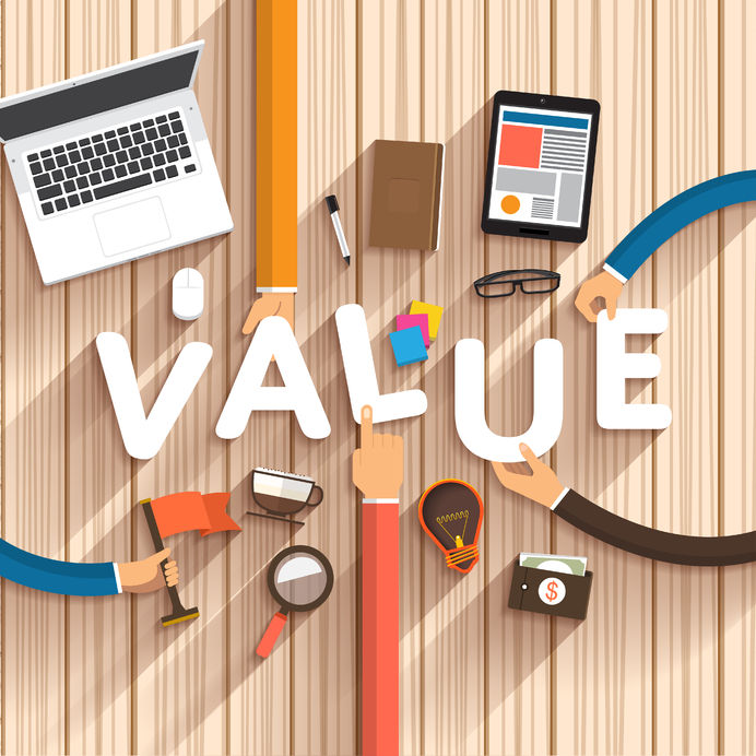 How does an accountant add value to a company?