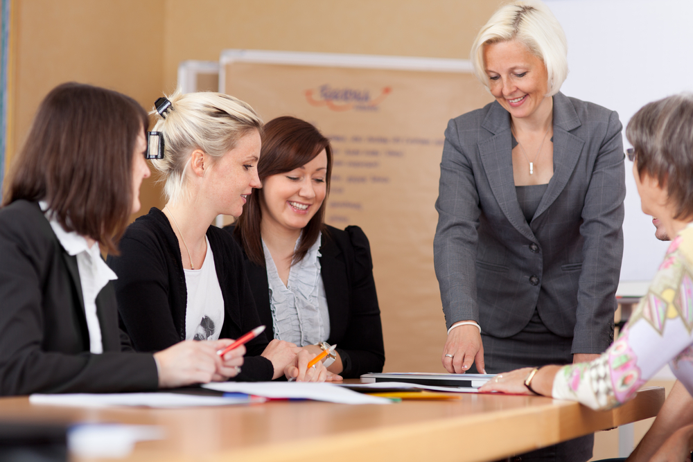 Use your staff meeting for peer to peer coaching