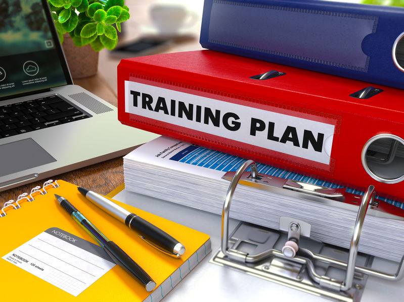 How to compile an employee training plan
