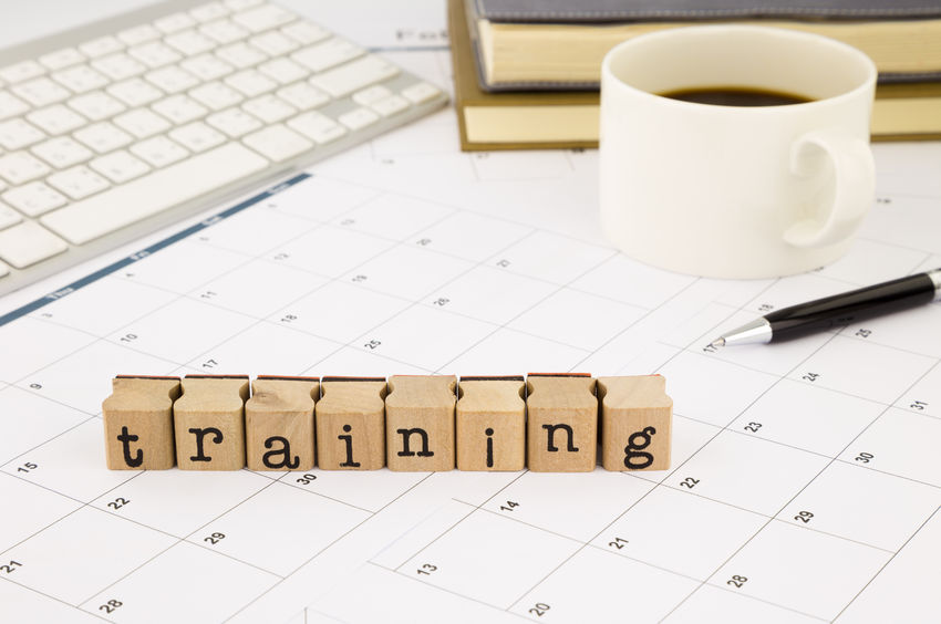 How can training courses be used as a company benefit?