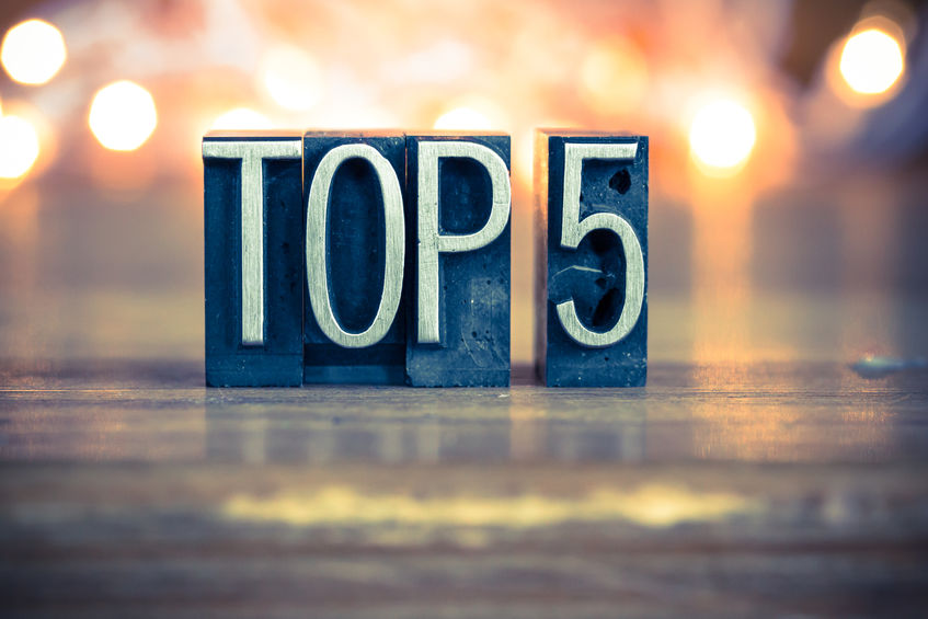 Top 5 challenges in adult education