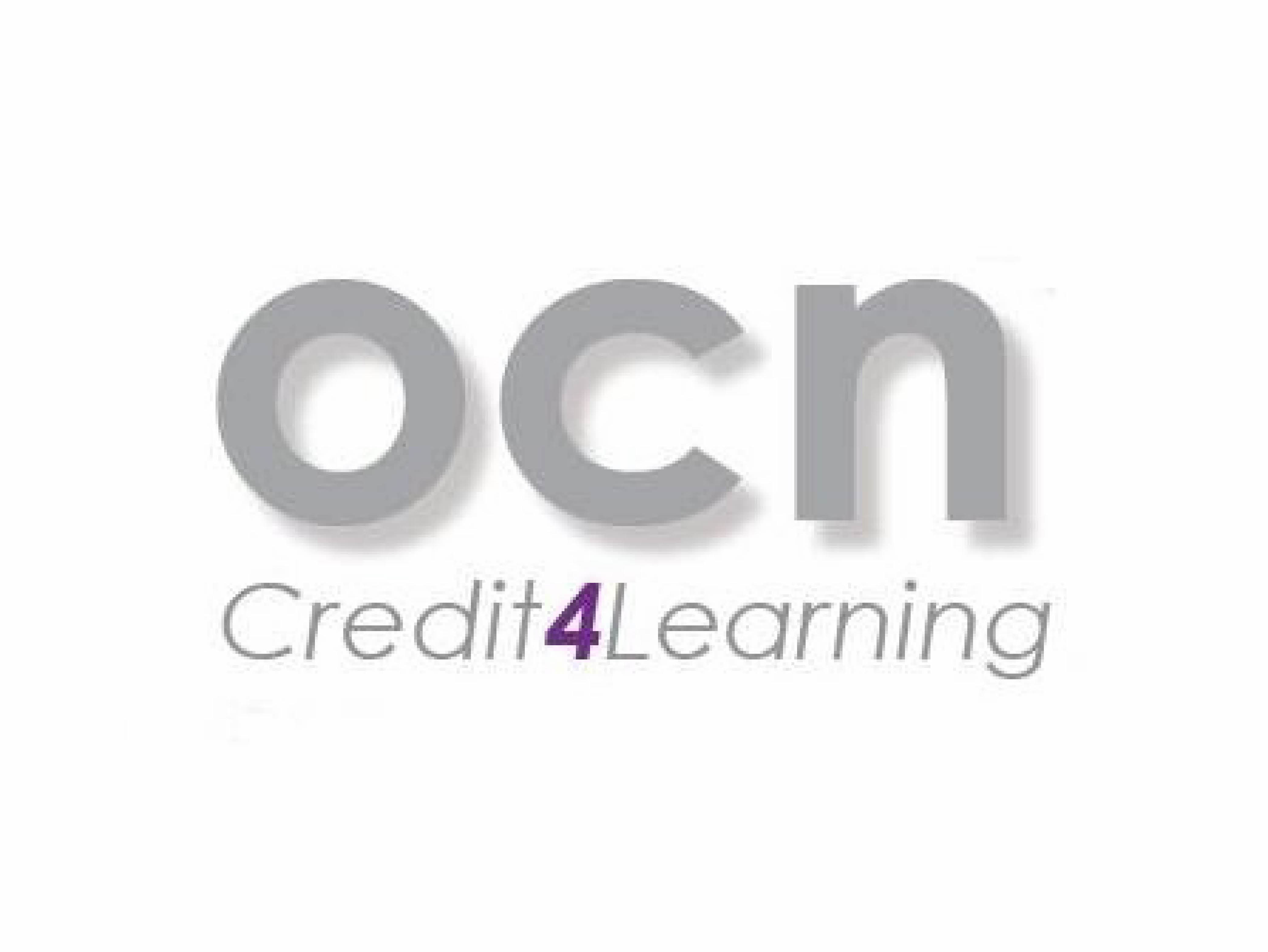 OCN Credit 4 Learning Grants Accreditation to London TFE