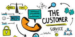 Manage your Customer Service